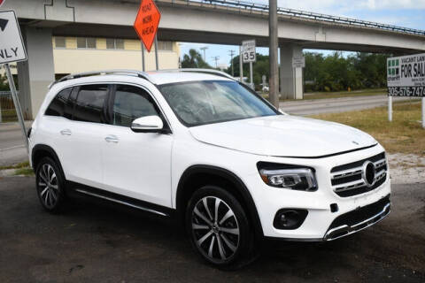 2020 Mercedes-Benz GLB for sale at ELITE MOTOR CARS OF MIAMI in Miami FL
