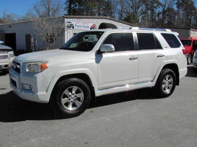 2012 Toyota 4Runner for sale at Pure 1 Auto in New Bern NC