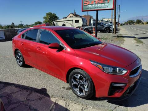 2020 Kia Forte for sale at Sunset Auto Body in Sunset UT