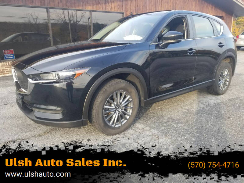 2017 Mazda CX-5 for sale at Ulsh Auto Sales Inc. in Summit Station PA