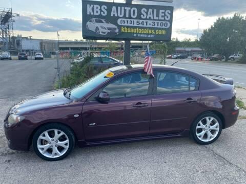 2007 Mazda MAZDA3 for sale at KBS Auto Sales in Cincinnati OH