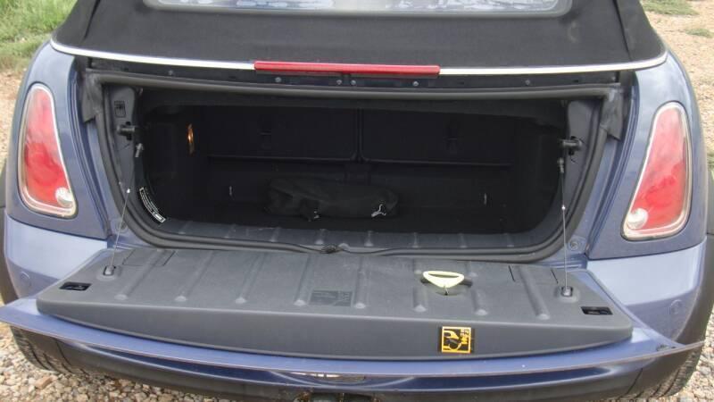 2006 MINI Cooper S 2dr Convertible - Wichita Falls TX