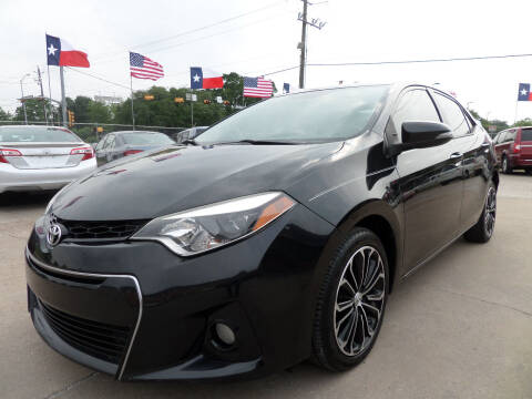 2014 Toyota Corolla for sale at West End Motors Inc in Houston TX