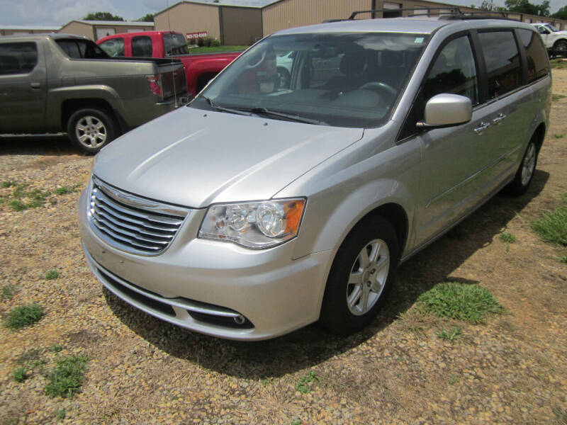 2011 Chrysler Town and Country for sale at Geaux Texas Auto & Truck Sales in Tyler TX