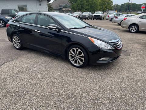 2014 Hyundai Sonata for sale at TOWER AUTO MART in Minneapolis MN