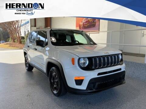 2019 Jeep Renegade for sale at Herndon Chevrolet in Lexington SC
