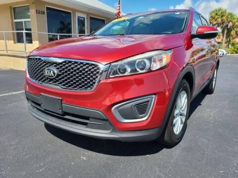 2017 Kia Sorento for sale at BC Motors of Stuart in West Palm Beach FL
