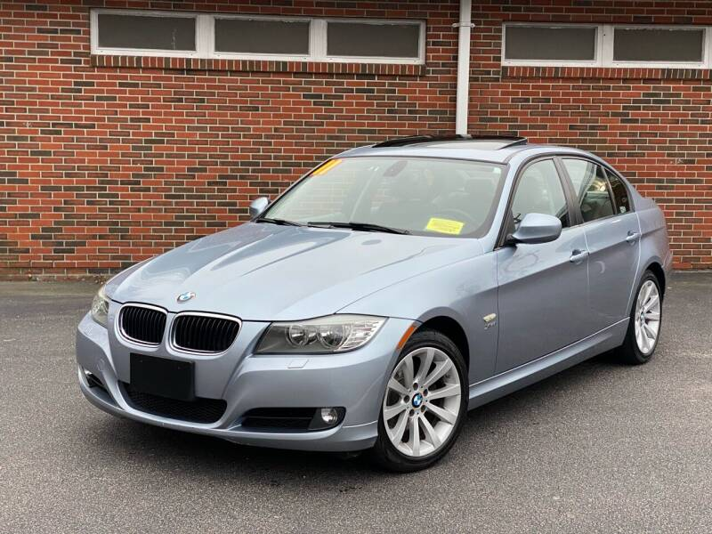 2011 BMW 3 Series for sale at Eagle Auto Sales LLC in Holbrook MA
