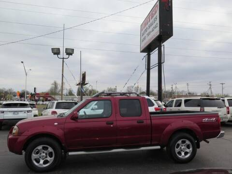 2003 Nissan Frontier for sale at United Auto Sales in Oklahoma City OK
