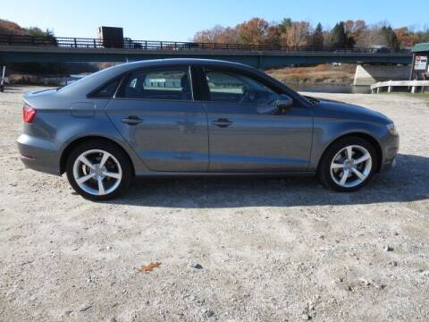 2015 Audi A3 for sale at Renaissance Auto Wholesalers in Newmarket NH