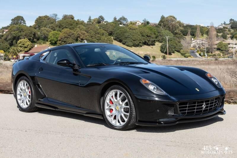 2007 Ferrari 599 for sale at 415 Motorsports in San Rafael CA