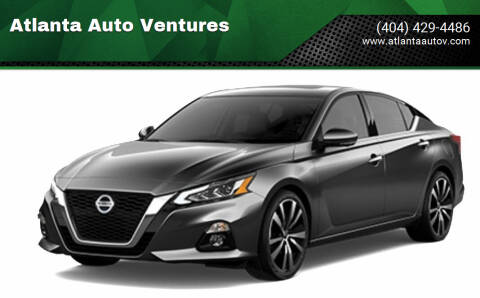 2020 Nissan Altima for sale at Atlanta Auto Ventures in Roswell GA