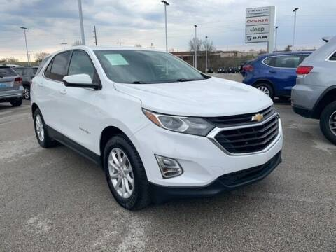 2018 Chevrolet Equinox for sale at Mann Chrysler Dodge Jeep of Richmond in Richmond KY