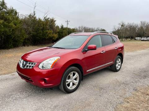 2011 Nissan Rogue for sale at The Car Shed in Burleson TX