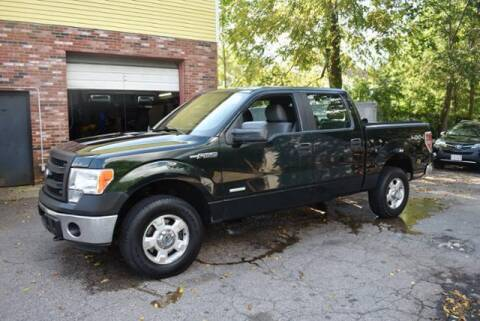 2013 Ford F-150 for sale at Absolute Auto Sales, Inc in Brockton MA