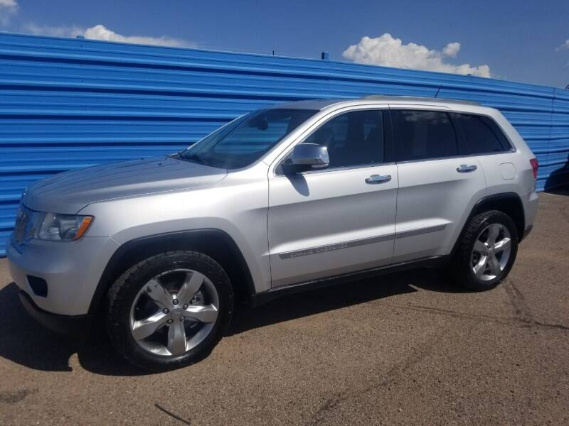 2011 Jeep Grand Cherokee for sale at CAMEL MOTORS in Tucson AZ