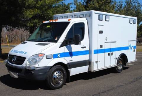 2012 Mercedes-Benz Sprinter Cab Chassis for sale at Global Emergency Vehicles Inc in Levittown PA