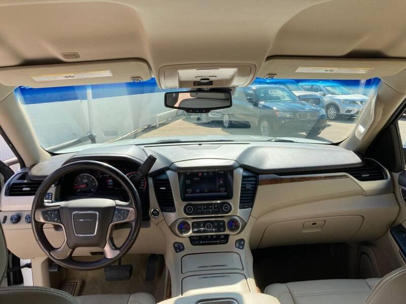 2015 GMC Yukon XL 4x4 Denali 4dr SUV - Houston TX