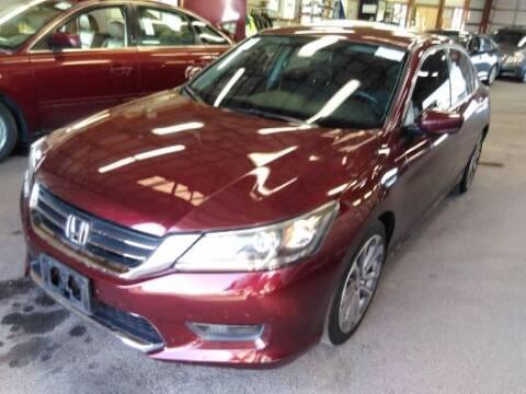 2014 Honda Accord for sale at L & S AUTO BROKERS in Fredericksburg VA