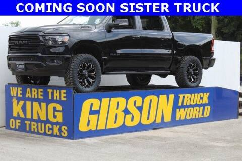 2020 RAM Ram Pickup 1500 for sale at Gibson Truck World in Sanford FL