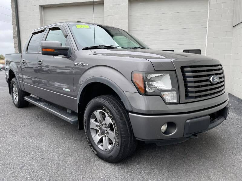 2012 Ford F-150 for sale at Zimmerman's Automotive in Mechanicsburg PA