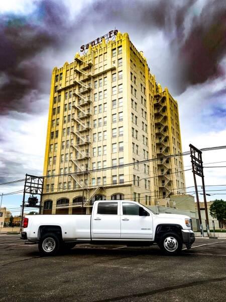 2015 GMC Sierra 3500HD for sale at Mickdiesel Motorplex in Amarillo TX