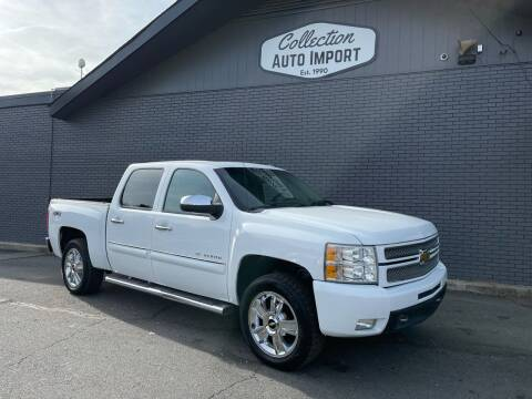 2012 Chevrolet Silverado 1500 for sale at Collection Auto Import in Charlotte NC