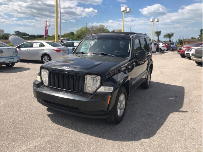 2011 Jeep Liberty for sale at My Value Car Sales in Venice FL