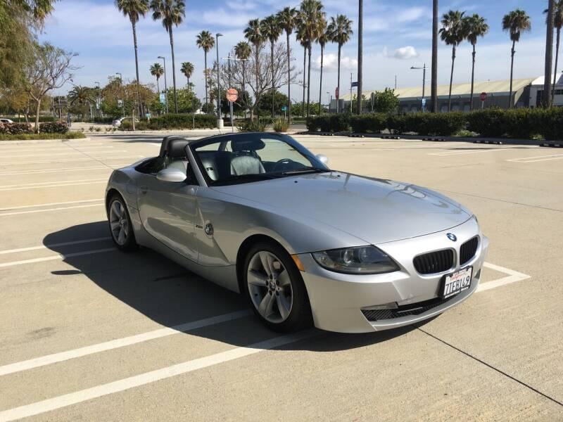 2006 BMW Z4 for sale at International Motors in San Pedro CA