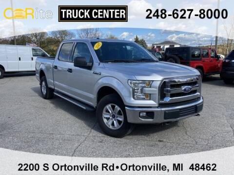 2017 Ford F-150 for sale at Carite Truck Center in Ortonville MI