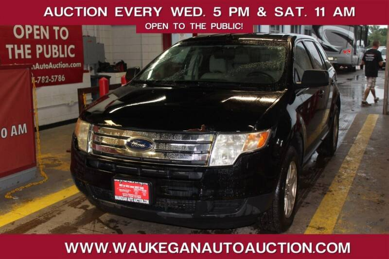 2008 Ford Edge for sale at Waukegan Auto Auction in Waukegan IL