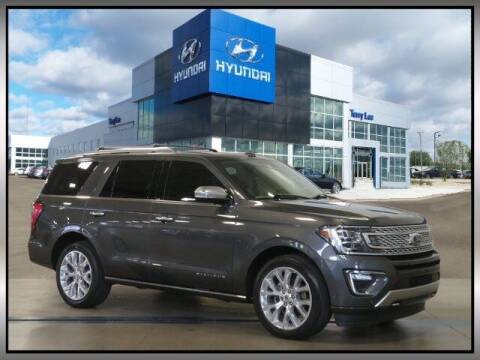 2018 Ford Expedition for sale at Terry Lee Hyundai in Noblesville IN