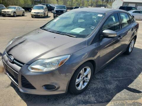 2014 Ford Focus for sale at Extreme Auto Sales LLC. in Wautoma WI