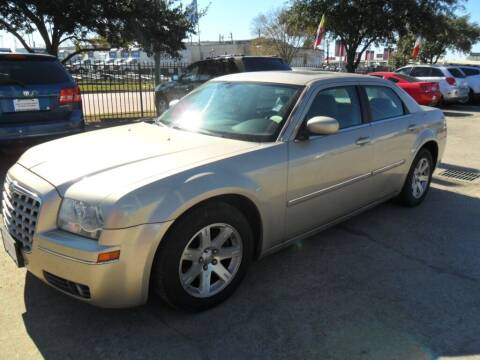 2006 Chrysler 300 for sale at Talisman Motor City in Houston TX