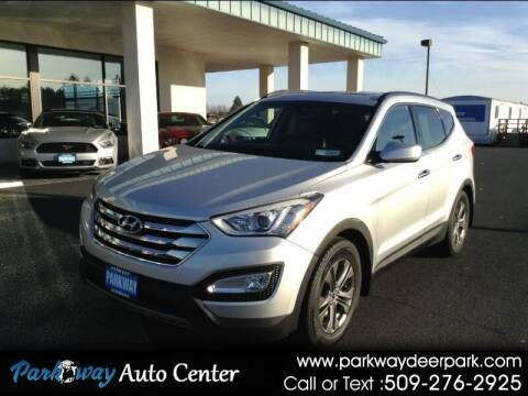 2014 Hyundai Santa Fe Sport for sale at PARKWAY AUTO CENTER AND RV in Deer Park WA