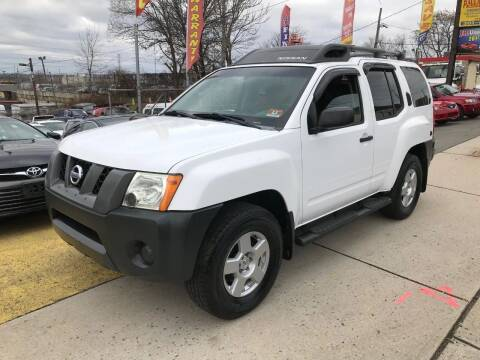 2008 Nissan Xterra for sale at JR Used Auto Sales in North Bergen NJ