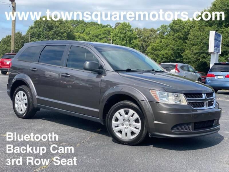 2015 Dodge Journey for sale at Town Square Motors in Lawrenceville GA