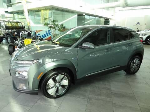 2019 Hyundai Kona EV for sale at Motorcars Washington in Chantilly VA