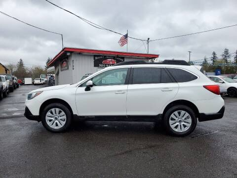 2018 Subaru Outback for sale at Ron's Auto Sales in Hillsboro OR
