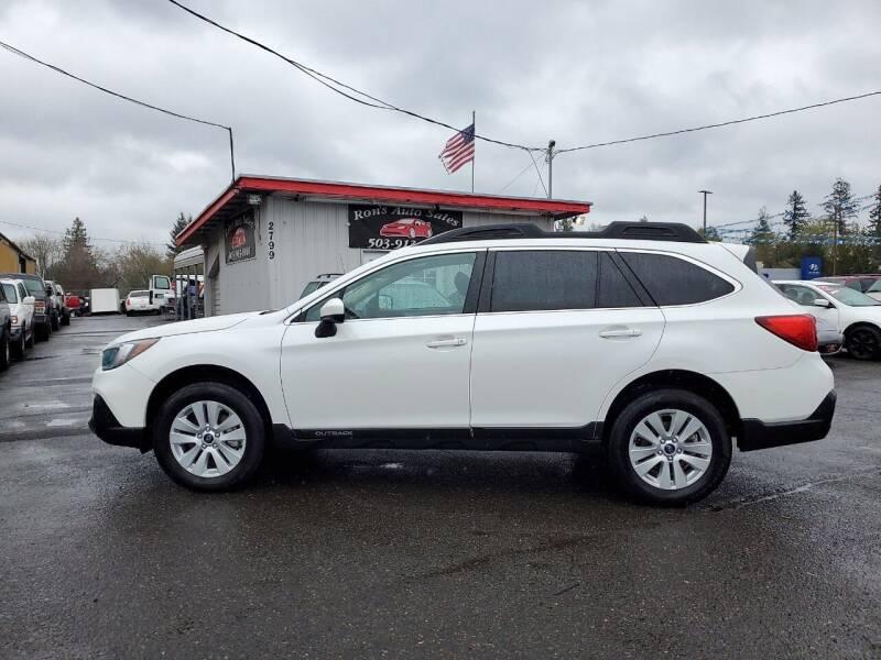 2018 Subaru Outback for sale at Ron's Auto Sales in Hillsboro OR