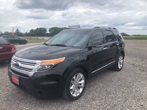 2014 Ford Explorer for sale at COUNTRY AUTO SALES in Hempstead TX