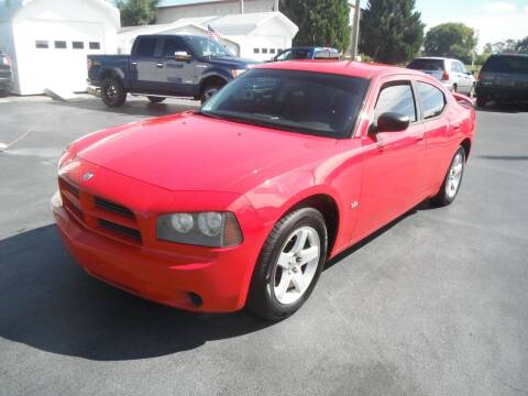 2008 Dodge Charger for sale at Morelock Motors INC in Maryville TN