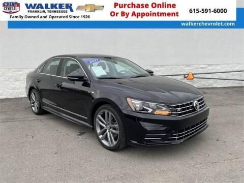 2017 Volkswagen Passat for sale at WALKER CHEVROLET in Franklin TN