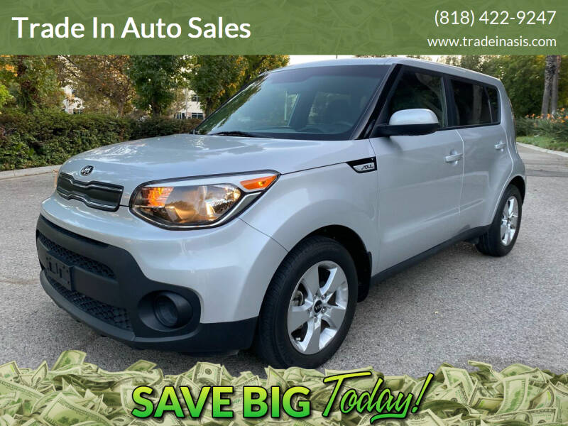 2018 Kia Soul for sale at Trade In Auto Sales in Van Nuys CA