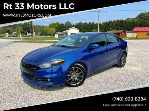 2013 Dodge Dart for sale at Rt 33 Motors LLC in Rockbridge OH