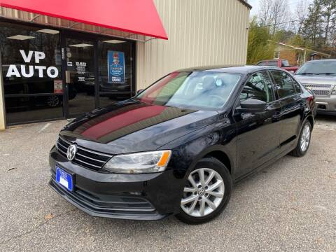 2015 Volkswagen Jetta for sale at VP Auto in Greenville SC