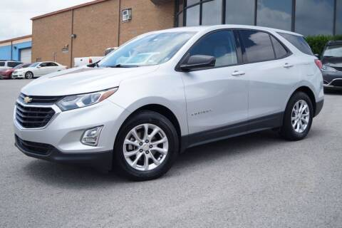 2018 Chevrolet Equinox for sale at Next Ride Motors in Nashville TN