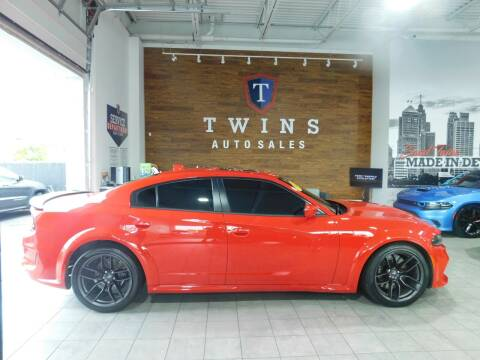 2021 Dodge Charger for sale at Twins Auto Sales Inc Redford 1 in Redford MI
