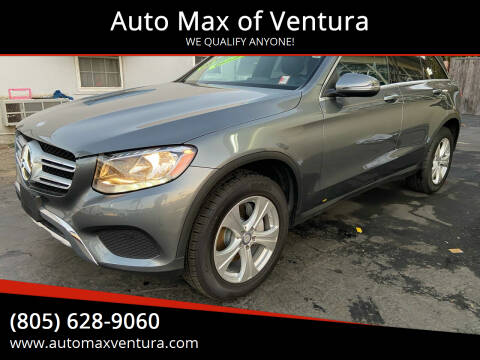 2016 Mercedes-Benz GLC for sale at Auto Max of Ventura - Automax 3 in Ventura CA