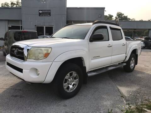 2006 Toyota Tacoma for sale at Popular Imports Auto Sales in Gainesville FL